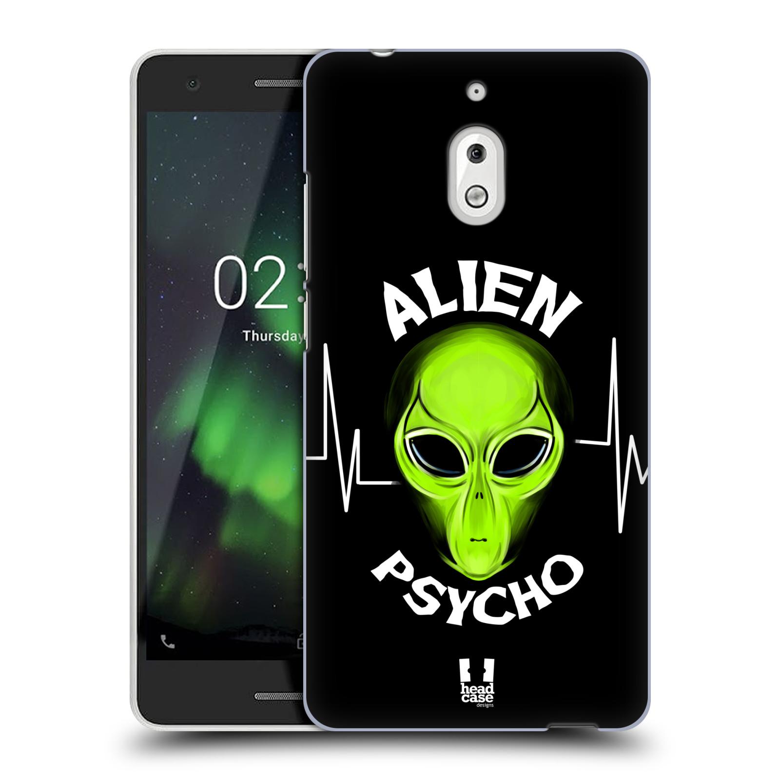 Plastové pouzdro na mobil Nokia 2.1 - Head Case - ALIENS PSYCHO