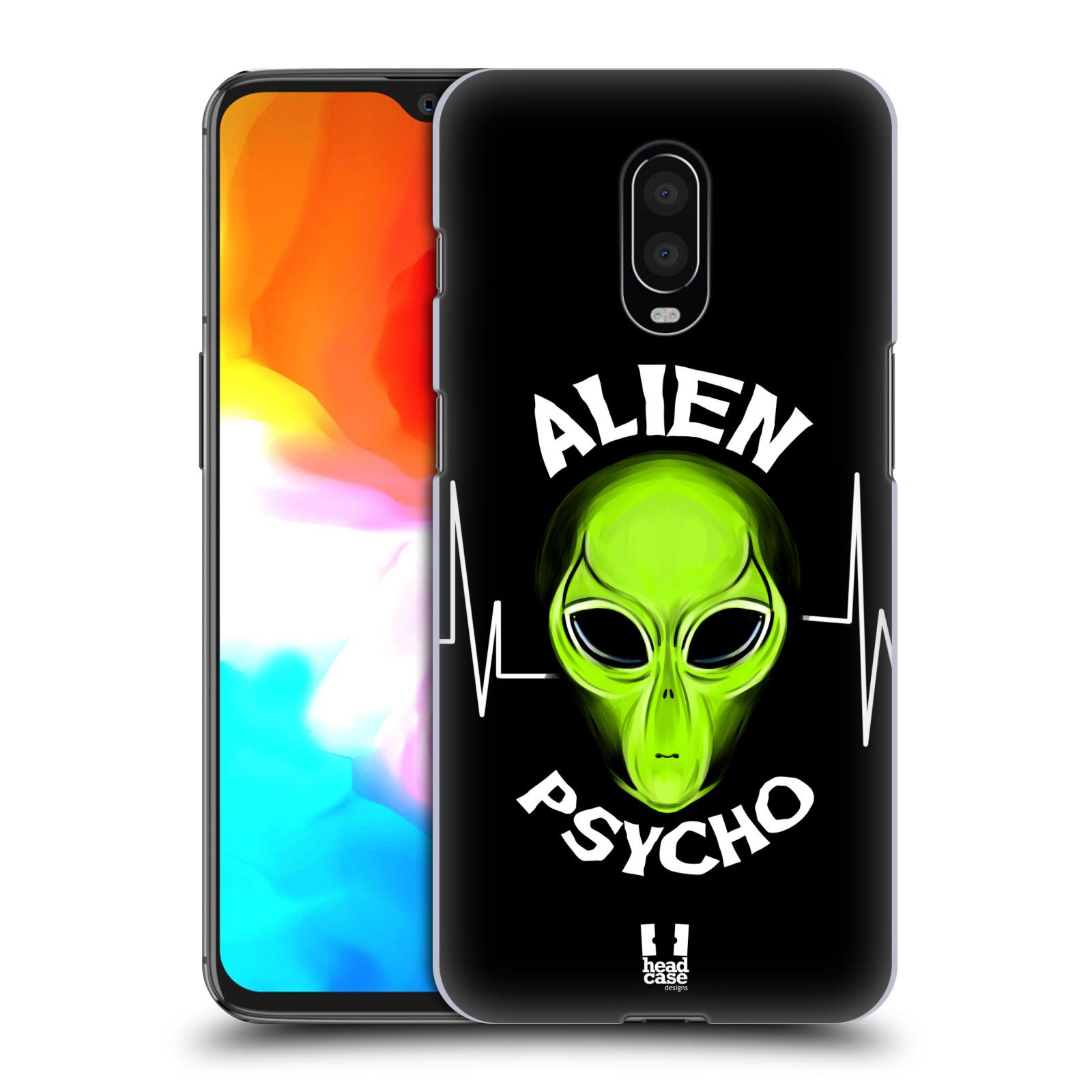 Plastové pouzdro na mobil OnePlus 6T - Head Case - ALIENS PSYCHO