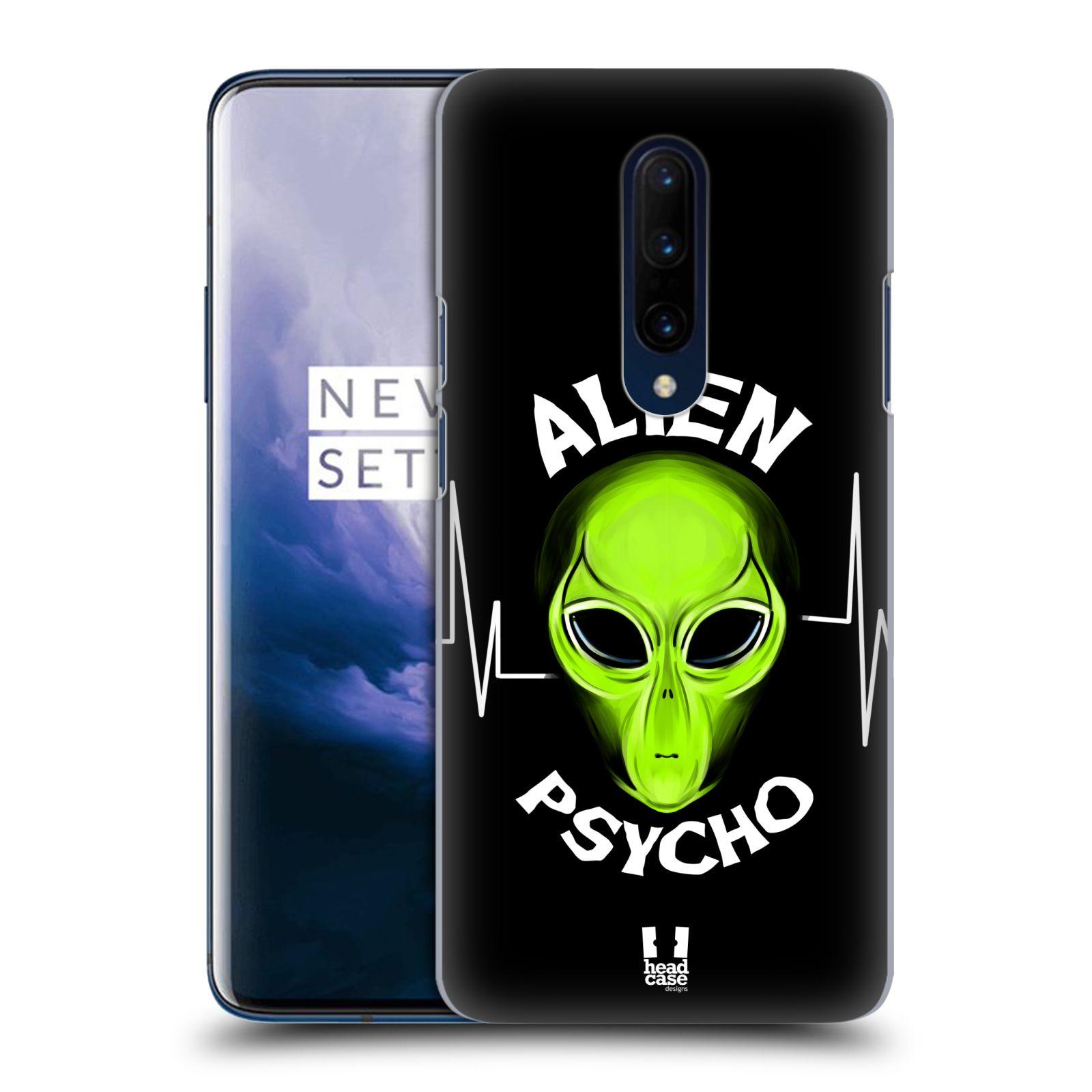 Plastové pouzdro na mobil OnePlus 7 Pro - Head Case - ALIENS PSYCHO