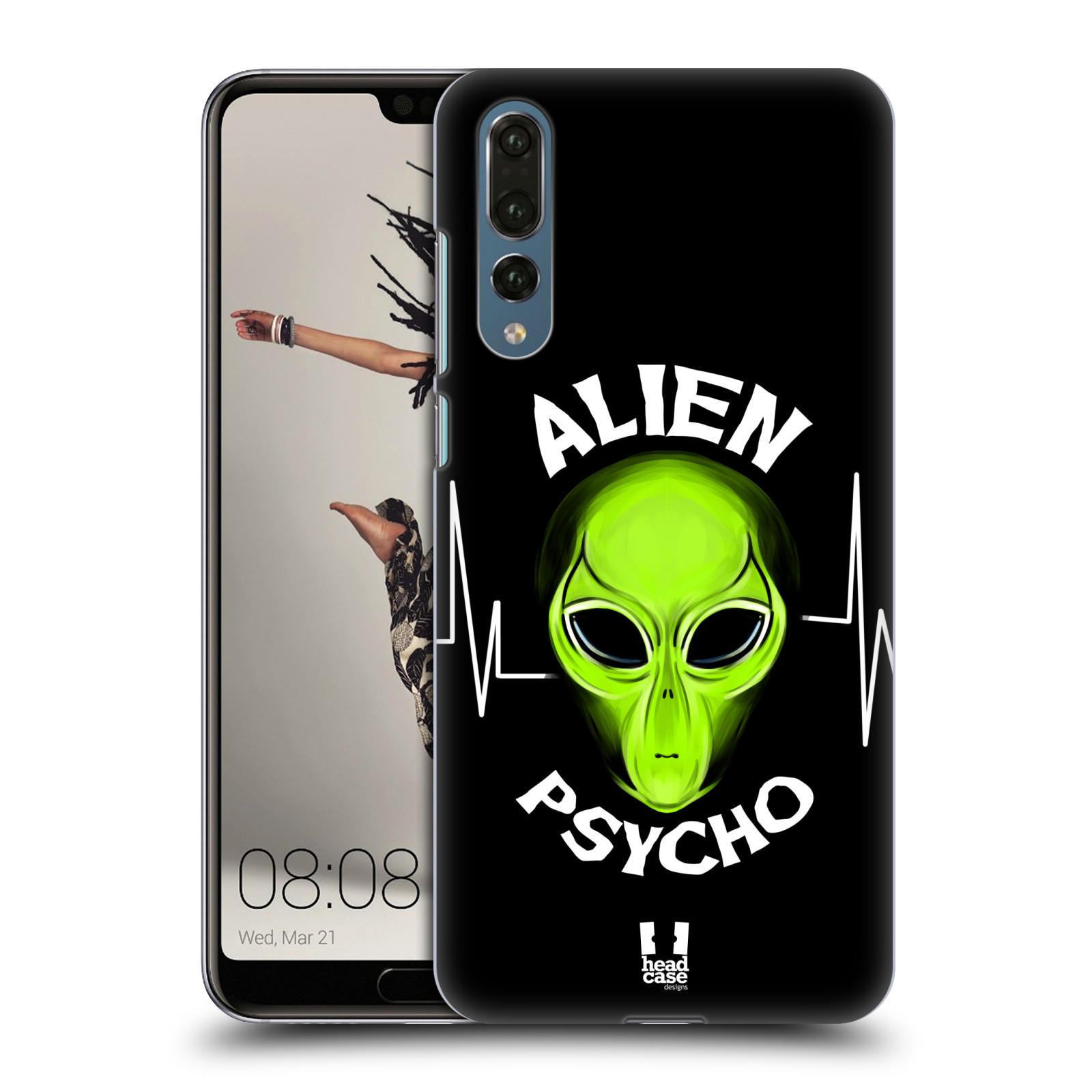 Plastové pouzdro na mobil Huawei P20 Pro - Head Case - ALIENS PSYCHO