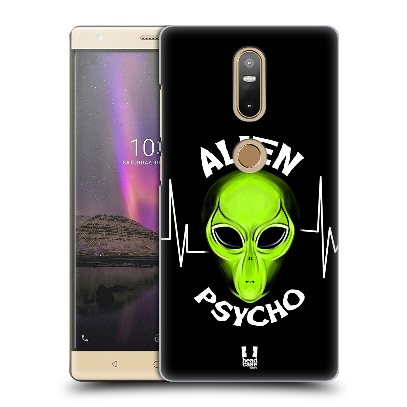 Plastové pouzdro na mobil Lenovo Phab 2 Plus - Head Case - ALIENS PSYCHO