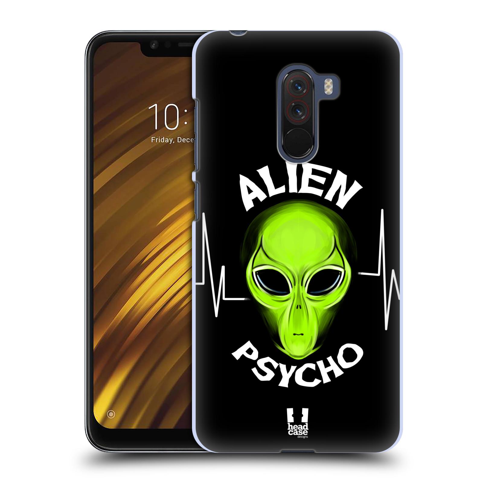 Plastové pouzdro na mobil Xiaomi Pocophone F1 - Head Case - ALIENS PSYCHO