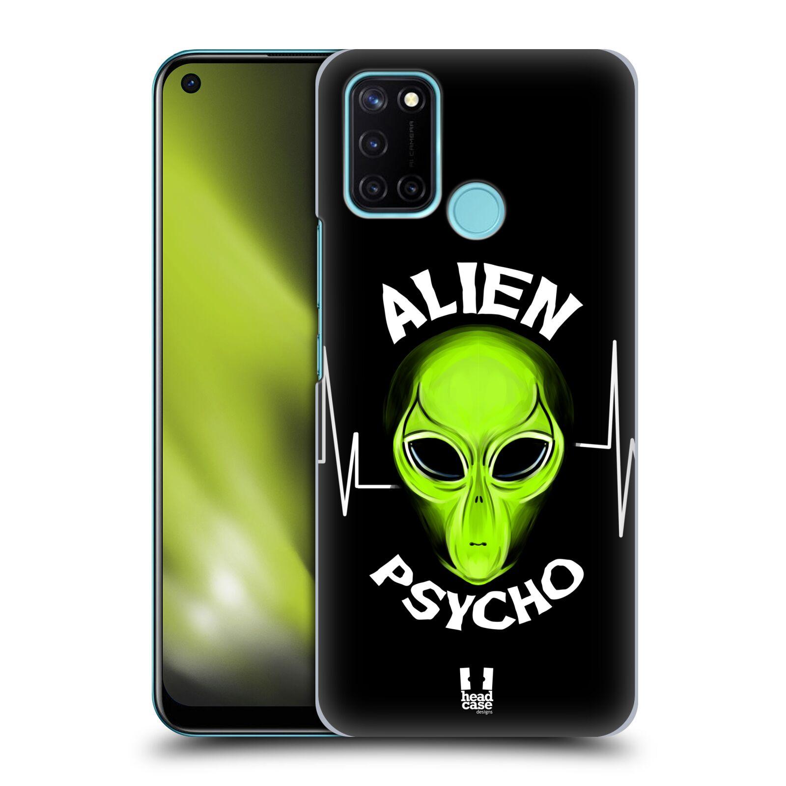 Plastové pouzdro na mobil Realme 7i - Head Case - ALIENS PSYCHO