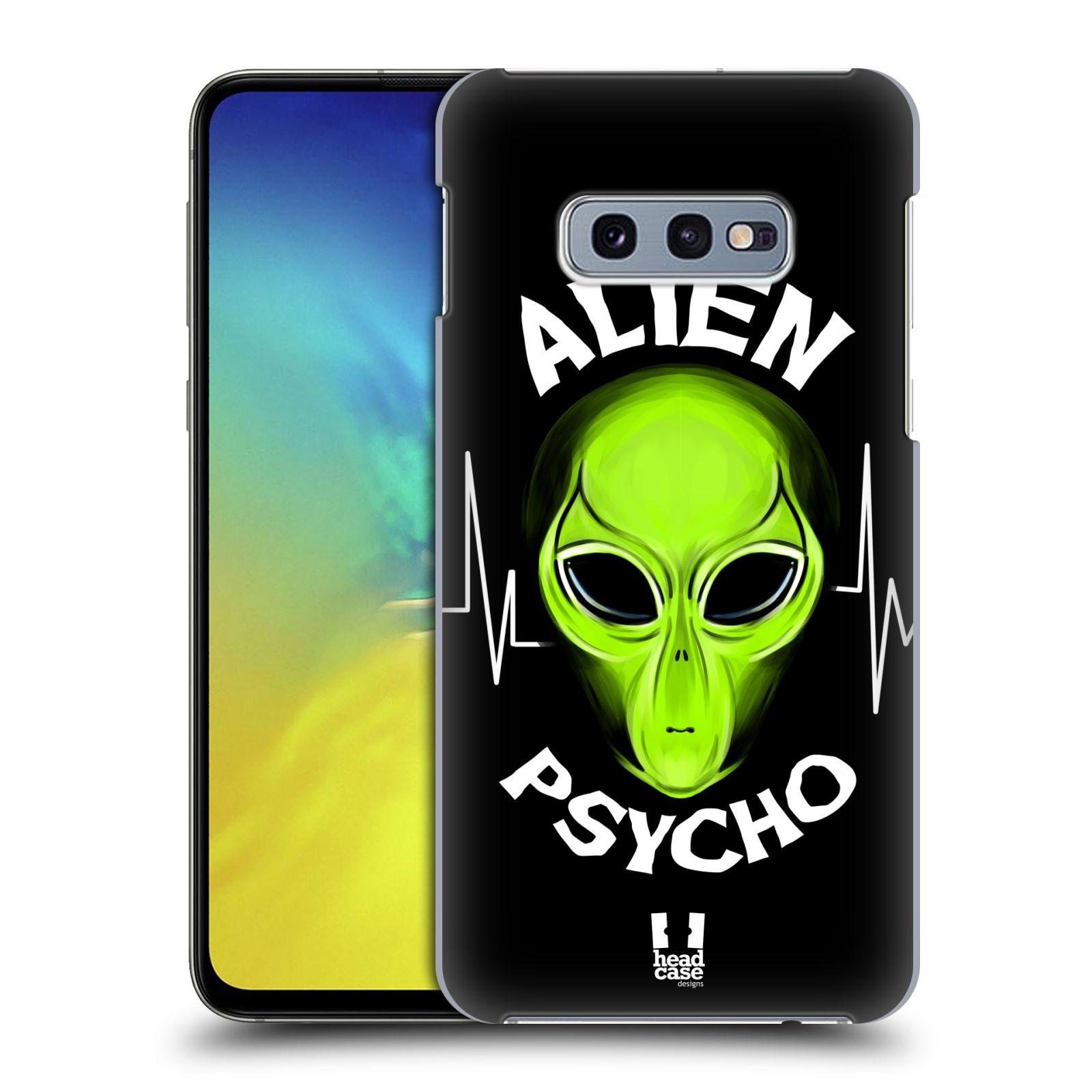 Plastové pouzdro na mobil Samsung Galaxy S10e - Head Case - ALIENS PSYCHO