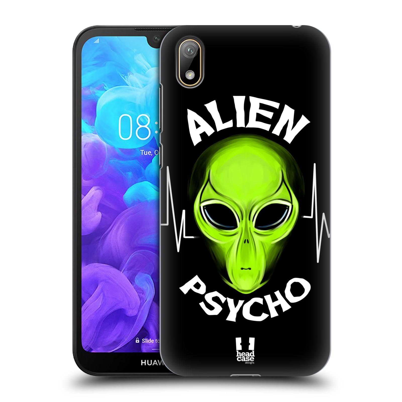 Plastové pouzdro na mobil Honor 8S - Head Case - ALIENS PSYCHO