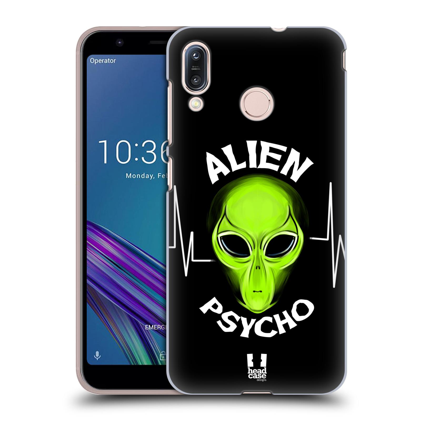 Plastové pouzdro na mobil Asus Zenfone Max M1 ZB555KL - Head Case - ALIENS PSYCHO