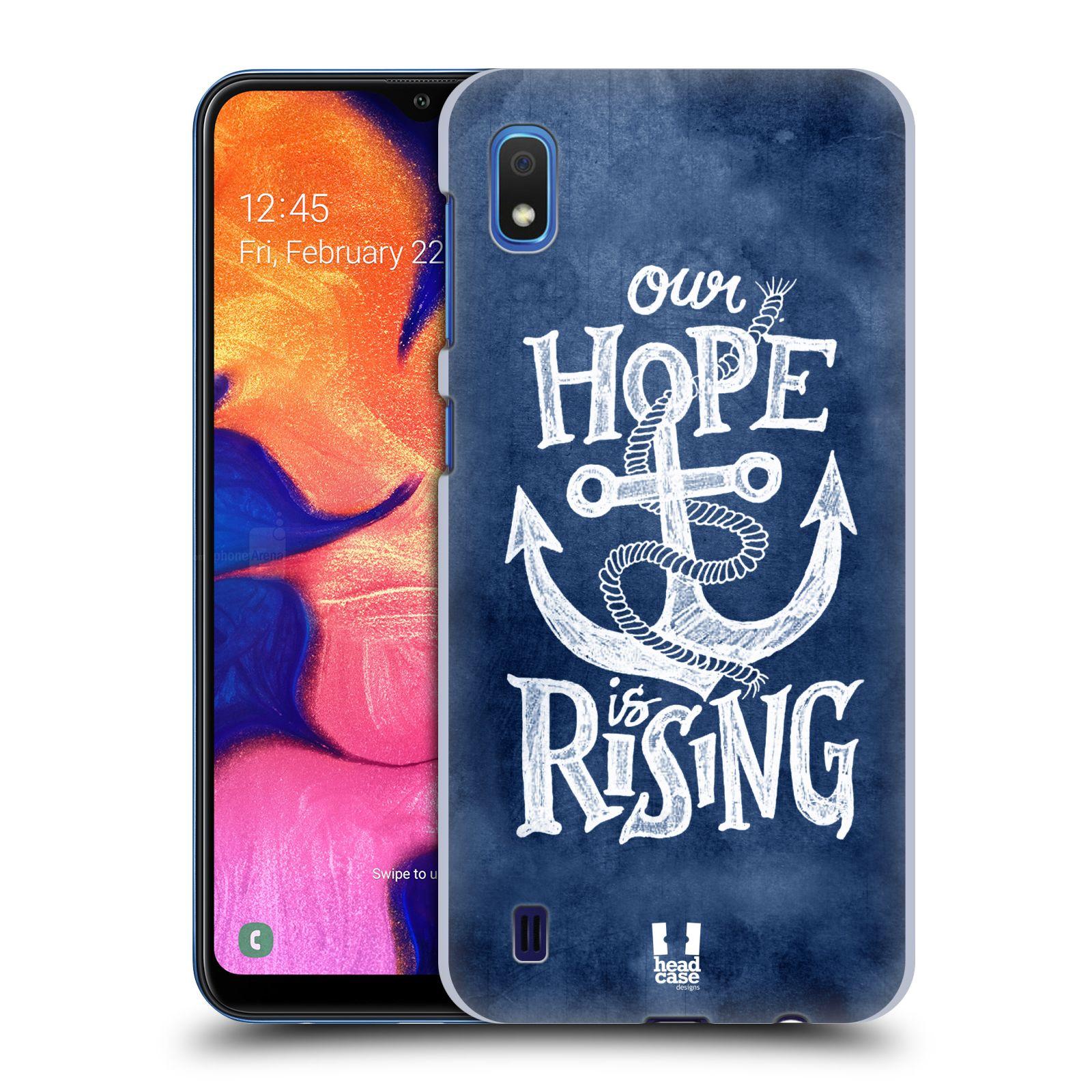 Plastové pouzdro na mobil Samsung Galaxy A10 - Head Case - KOTVA RISING