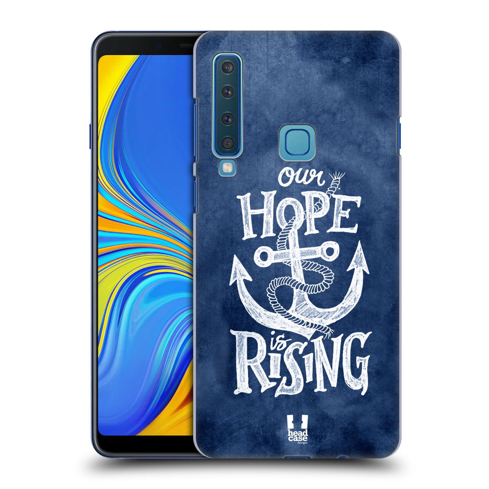 Plastové pouzdro na mobil Samsung Galaxy A9 (2018) - Head Case - KOTVA RISING