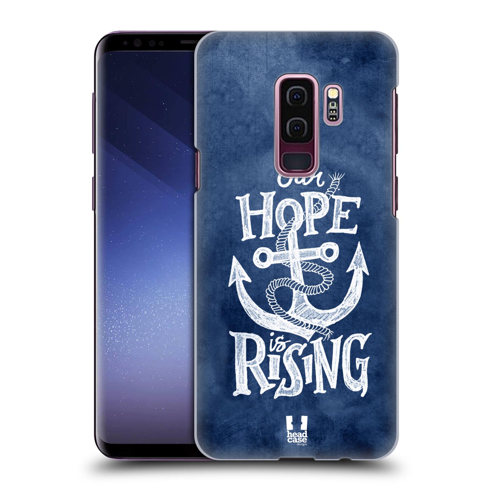 Plastové pouzdro na mobil Samsung Galaxy S9 Plus - Head Case - KOTVA RISING