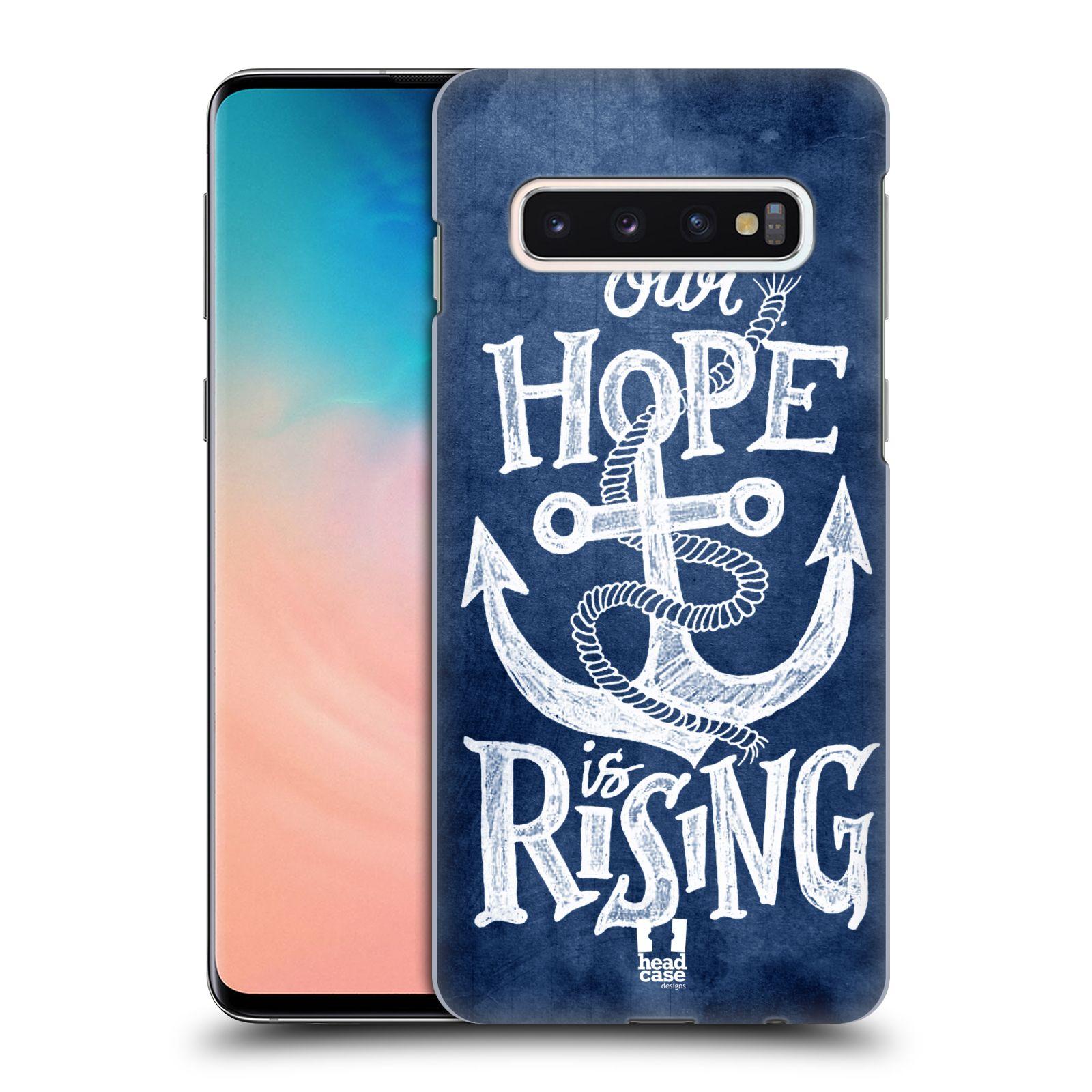 Plastové pouzdro na mobil Samsung Galaxy S10 - Head Case - KOTVA RISING