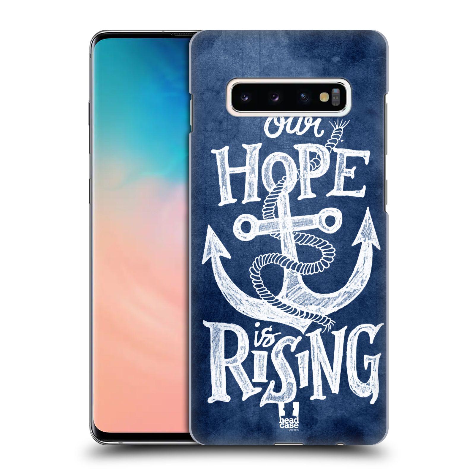 Plastové pouzdro na mobil Samsung Galaxy S10 Plus - Head Case - KOTVA RISING