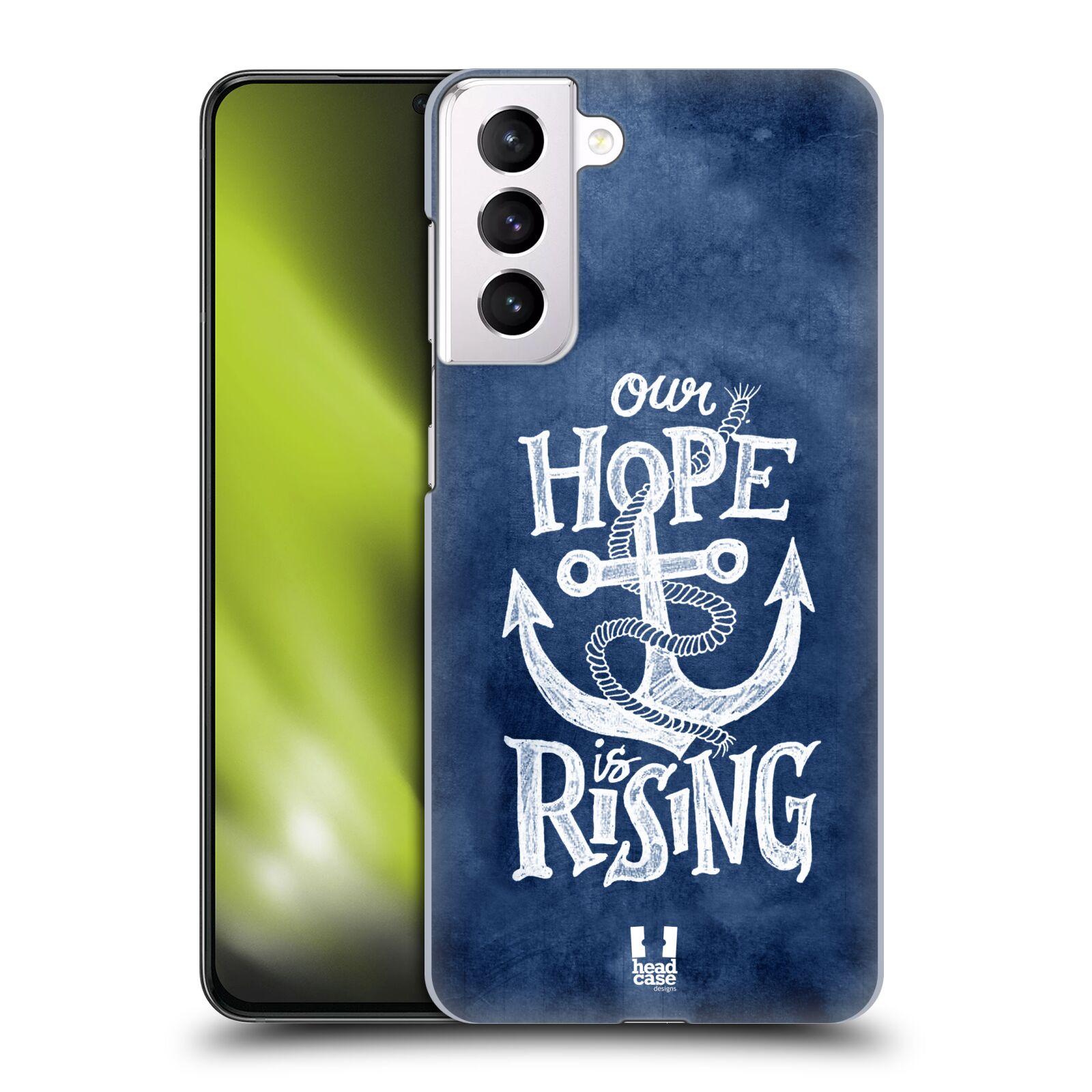 Plastové pouzdro na mobil Samsung Galaxy S21 Plus 5G - Head Case - KOTVA RISING