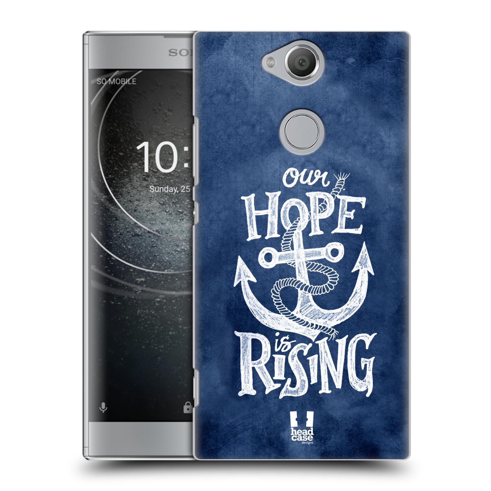Plastové pouzdro na mobil Sony Xperia XA2 - Head Case - KOTVA RISING