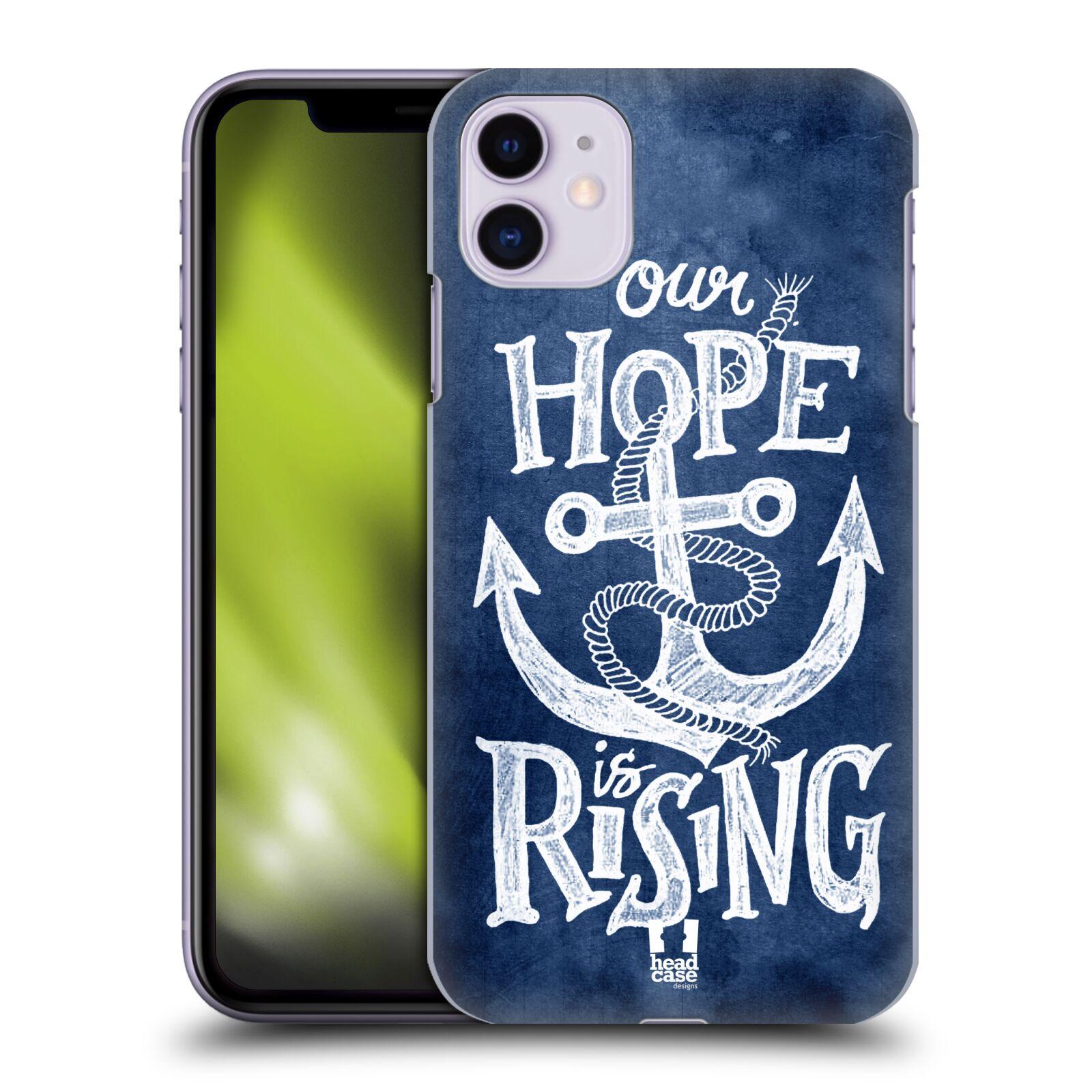 Plastové pouzdro na mobil Apple iPhone 11 - Head Case - KOTVA RISING
