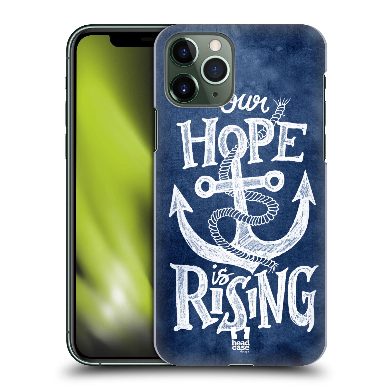 Plastové pouzdro na mobil Apple iPhone 11 Pro - Head Case - KOTVA RISING