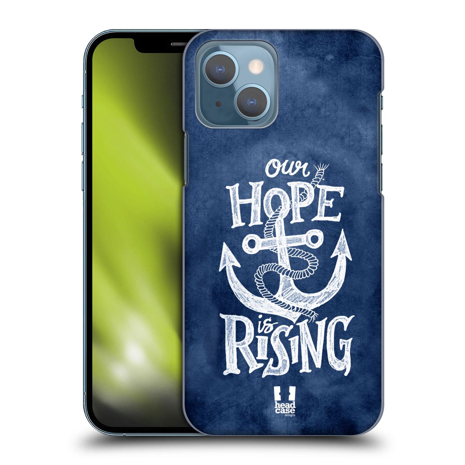 Plastové pouzdro na mobil Apple iPhone 13 - Head Case - KOTVA RISING