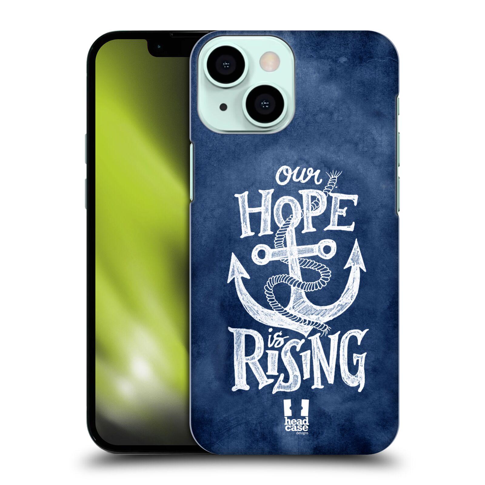 Plastové pouzdro na mobil Apple iPhone 13 Mini - Head Case - KOTVA RISING