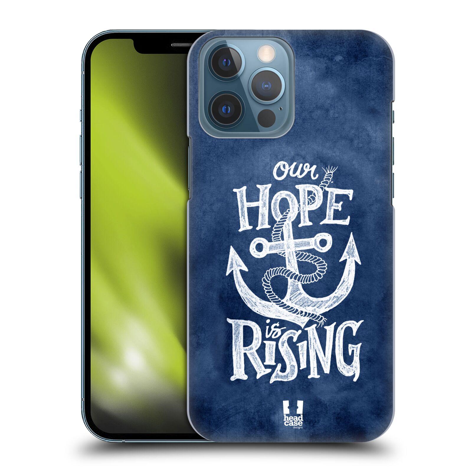 Plastové pouzdro na mobil Apple iPhone 13 Pro Max - Head Case - KOTVA RISING