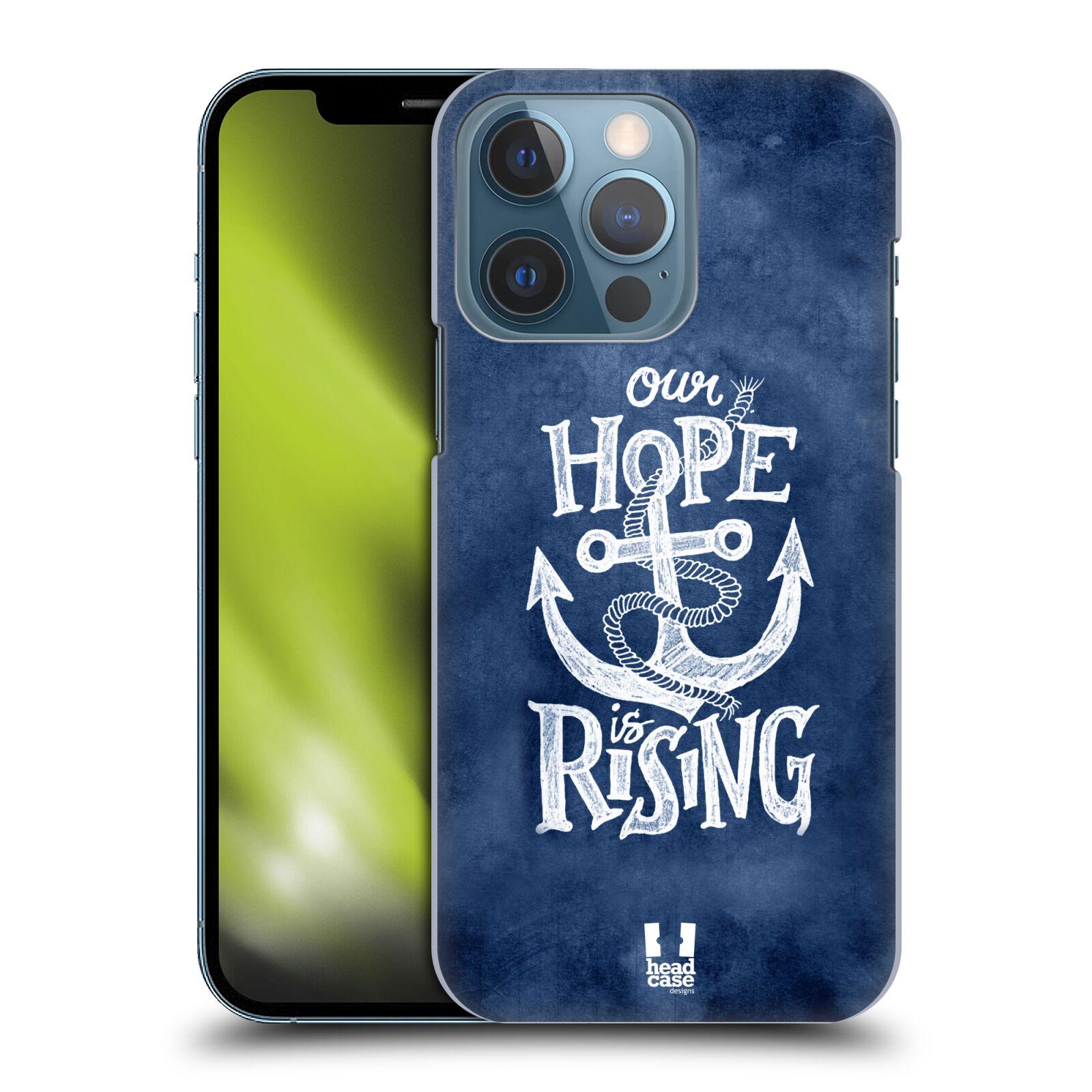 Plastové pouzdro na mobil Apple iPhone 13 Pro - Head Case - KOTVA RISING