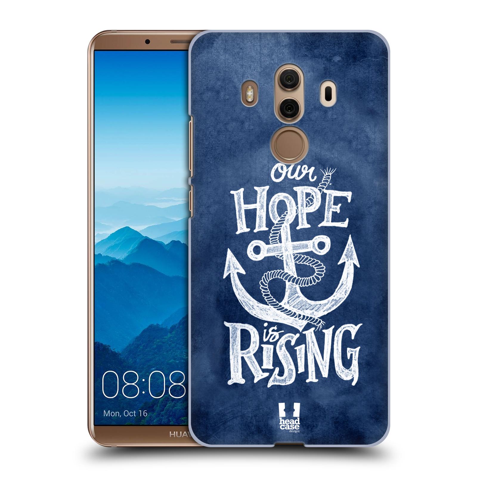 Plastové pouzdro na mobil Huawei Mate 10 Pro - Head Case - KOTVA RISING