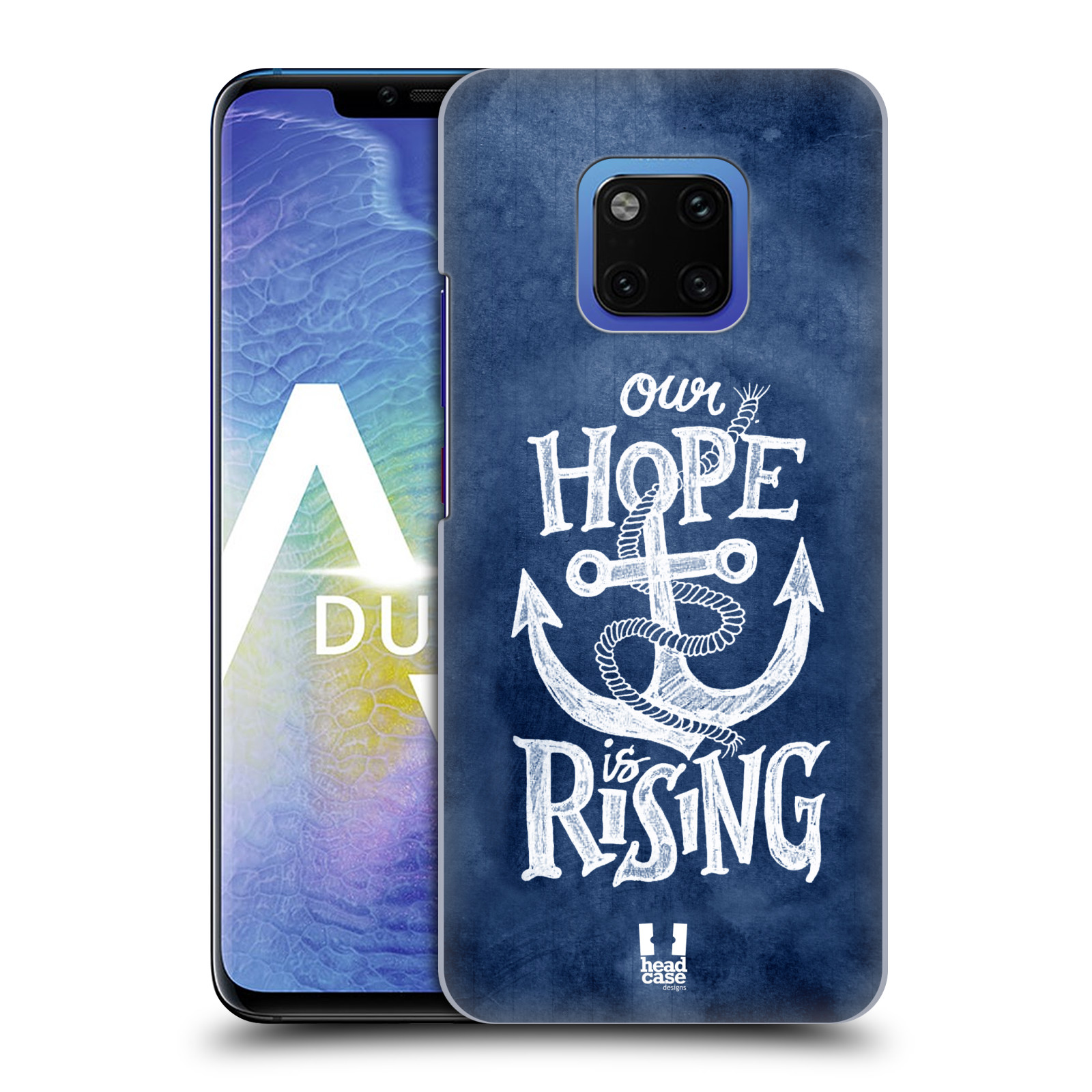Plastové pouzdro na mobil Huawei Mate 20 Pro - Head Case - KOTVA RISING
