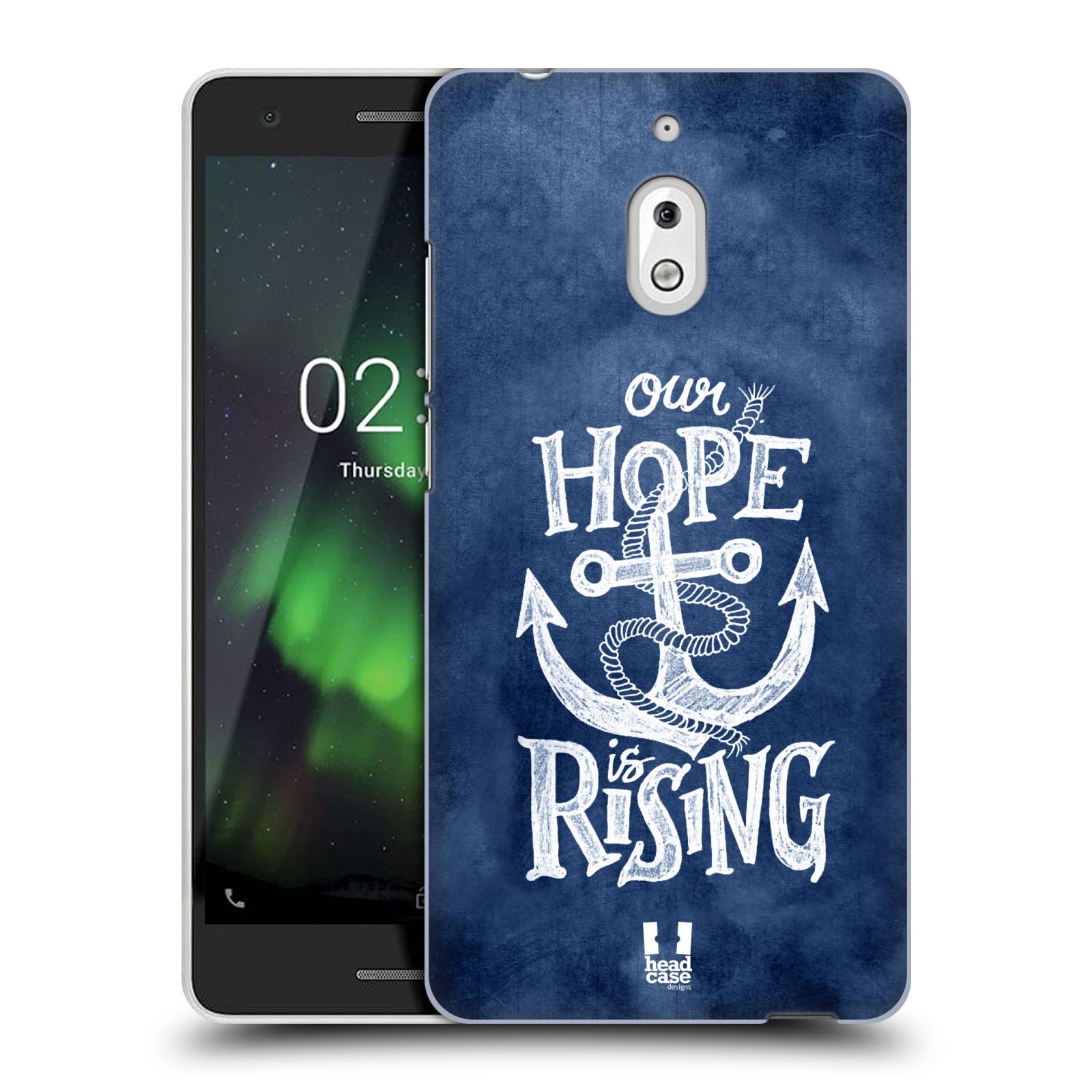 Plastové pouzdro na mobil Nokia 2.1 - Head Case - KOTVA RISING