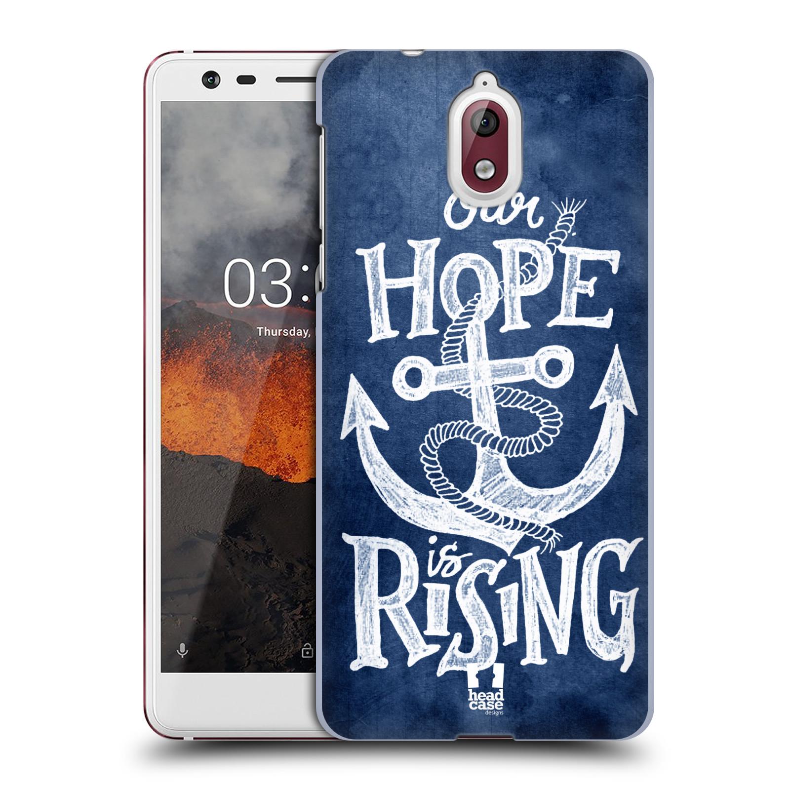 Plastové pouzdro na mobil Nokia 3.1 - Head Case - KOTVA RISING