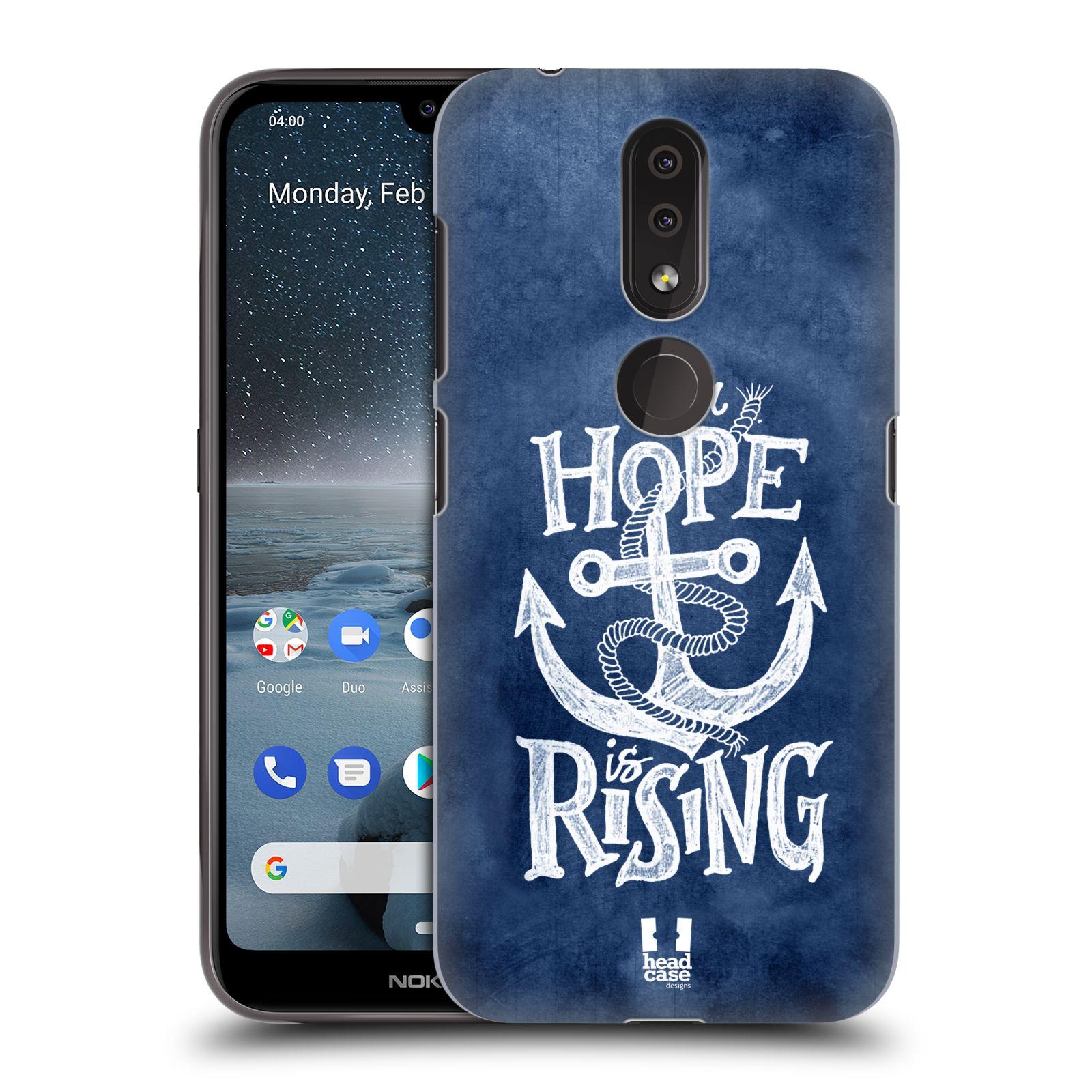 Plastové pouzdro na mobil Nokia 4.2 - Head Case - KOTVA RISING