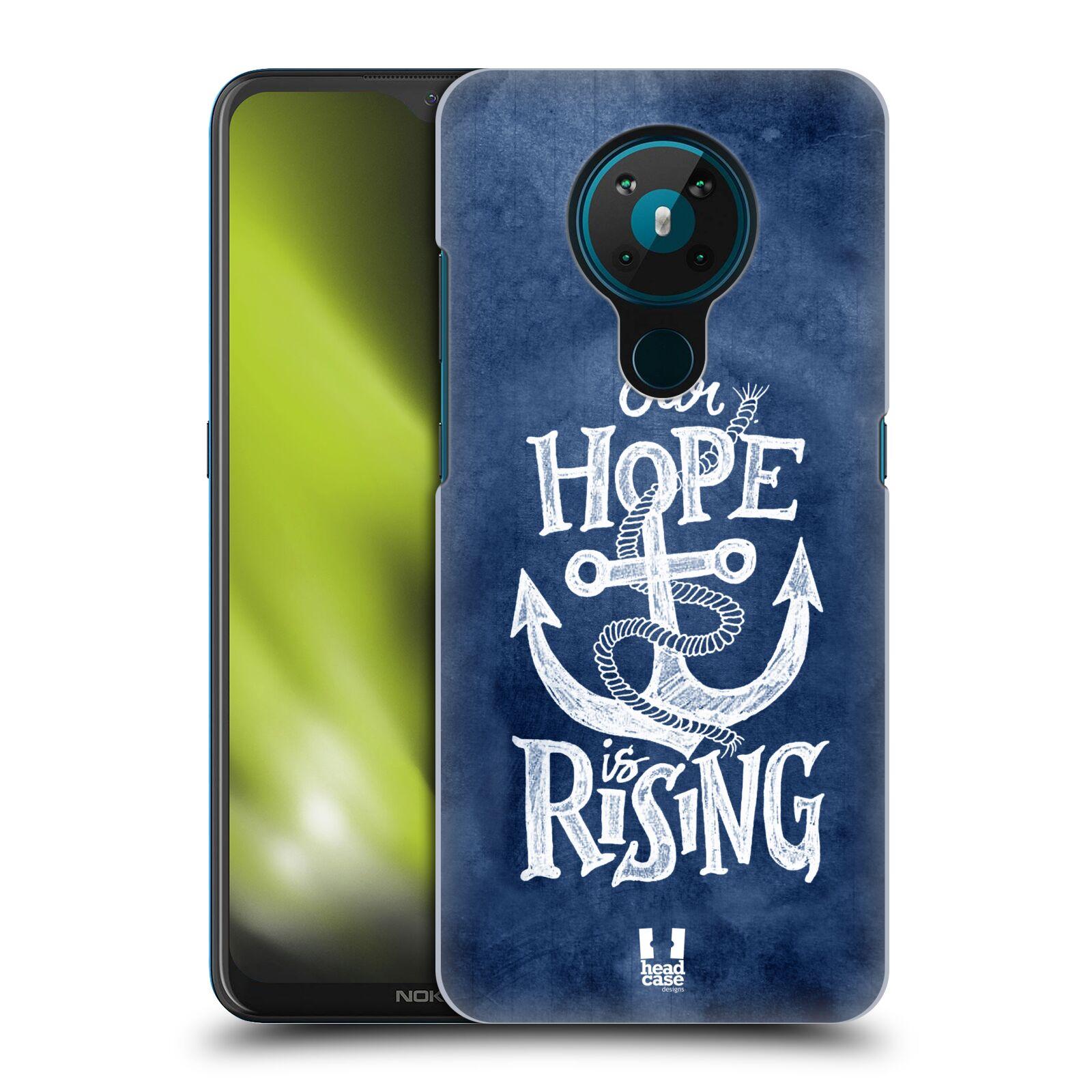 Plastové pouzdro na mobil Nokia 5.3 - Head Case - KOTVA RISING