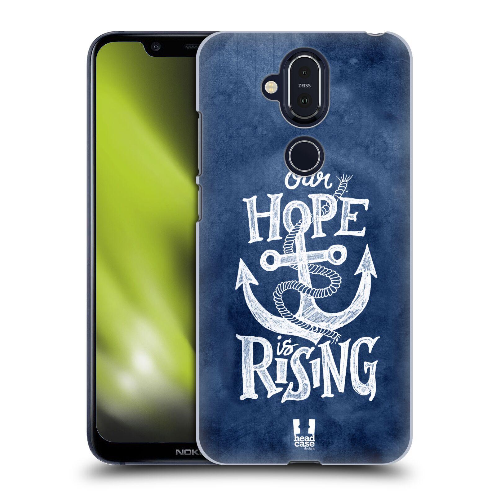 Plastové pouzdro na mobil Nokia 8.1 - Head Case - KOTVA RISING