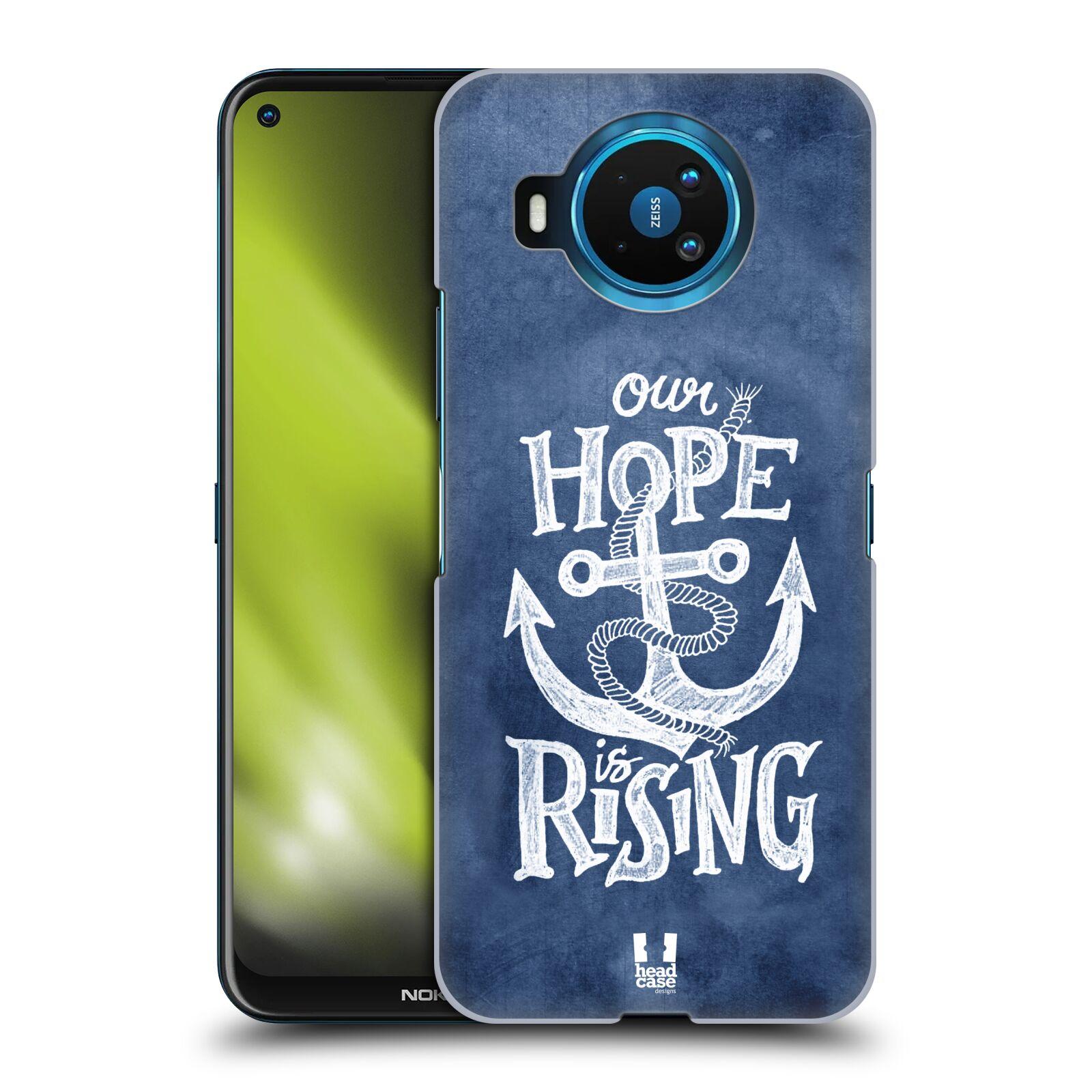 Plastové pouzdro na mobil Nokia 8.3 5G - Head Case - KOTVA RISING