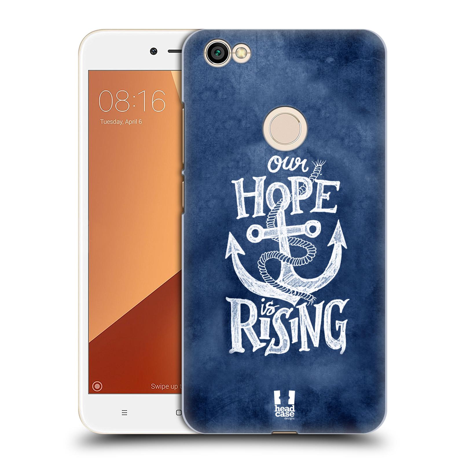 Plastové pouzdro na mobil Xiaomi Redmi Note 5A Prime - Head Case - KOTVA RISING