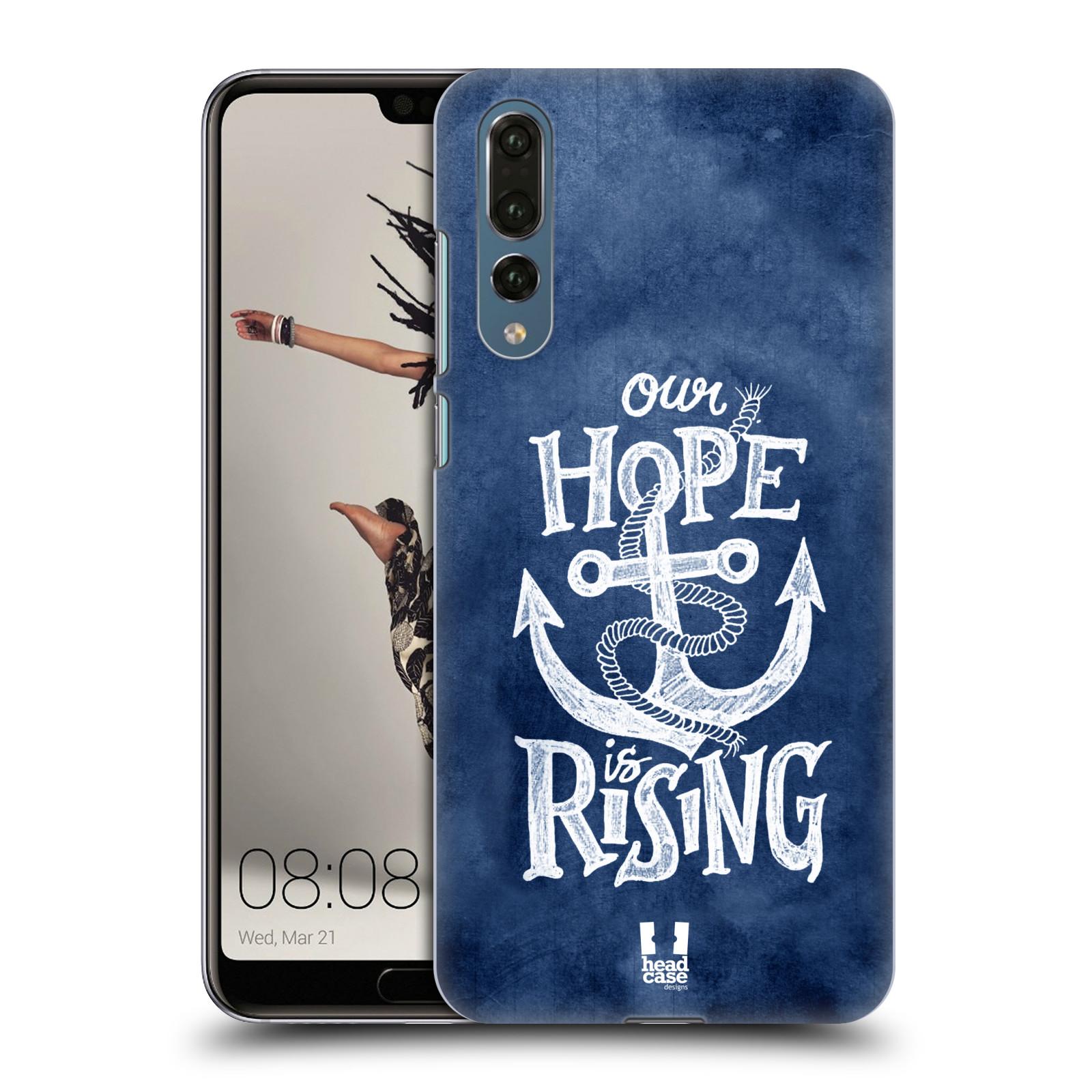 Plastové pouzdro na mobil Huawei P20 Pro - Head Case - KOTVA RISING