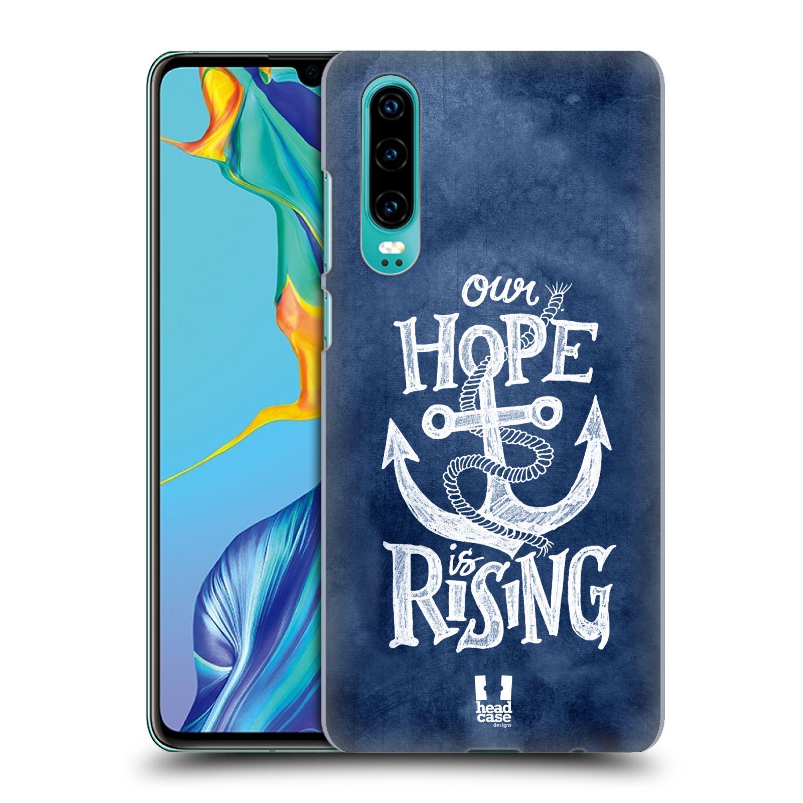 Plastové pouzdro na mobil Huawei P30 - Head Case - KOTVA RISING
