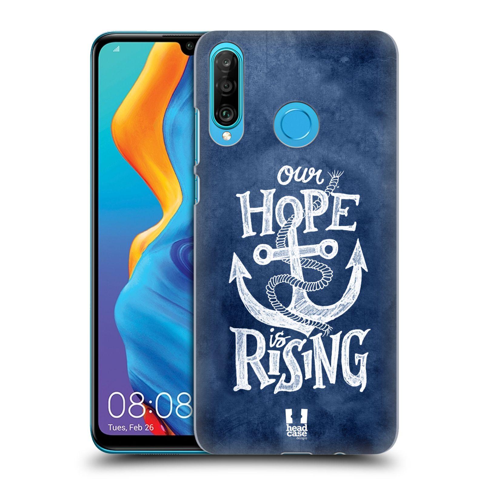 Plastové pouzdro na mobil Huawei P30 Lite - Head Case - KOTVA RISING
