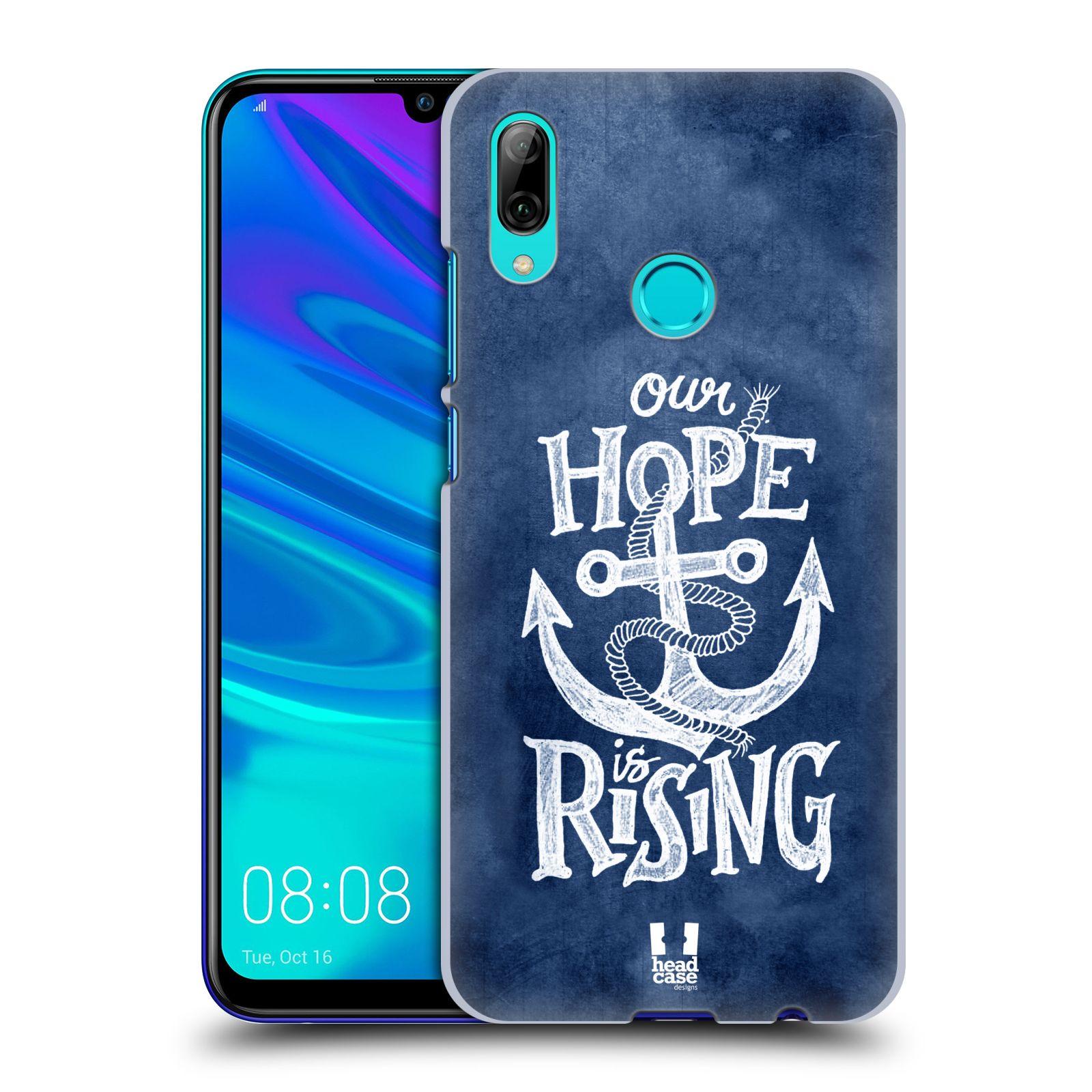 Plastové pouzdro na mobil Huawei P Smart (2019) - Head Case - KOTVA RISING