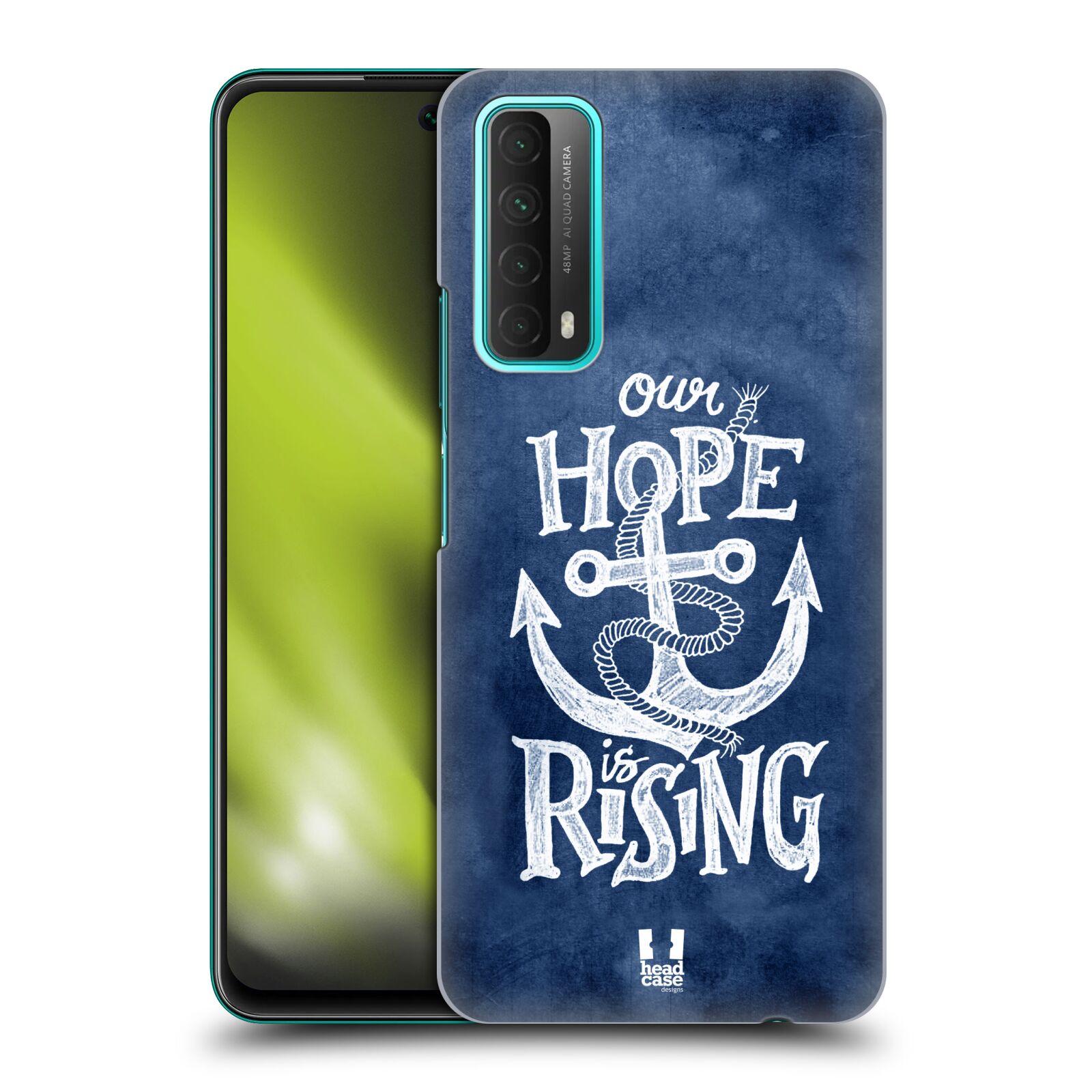 Plastové pouzdro na mobil Huawei P Smart (2021) - Head Case - KOTVA RISING
