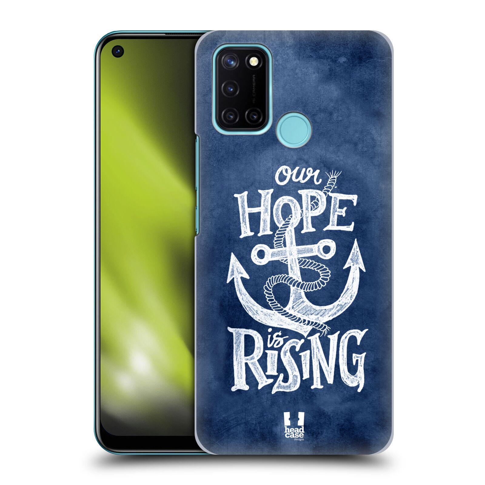 Plastové pouzdro na mobil Realme 7i - Head Case - KOTVA RISING
