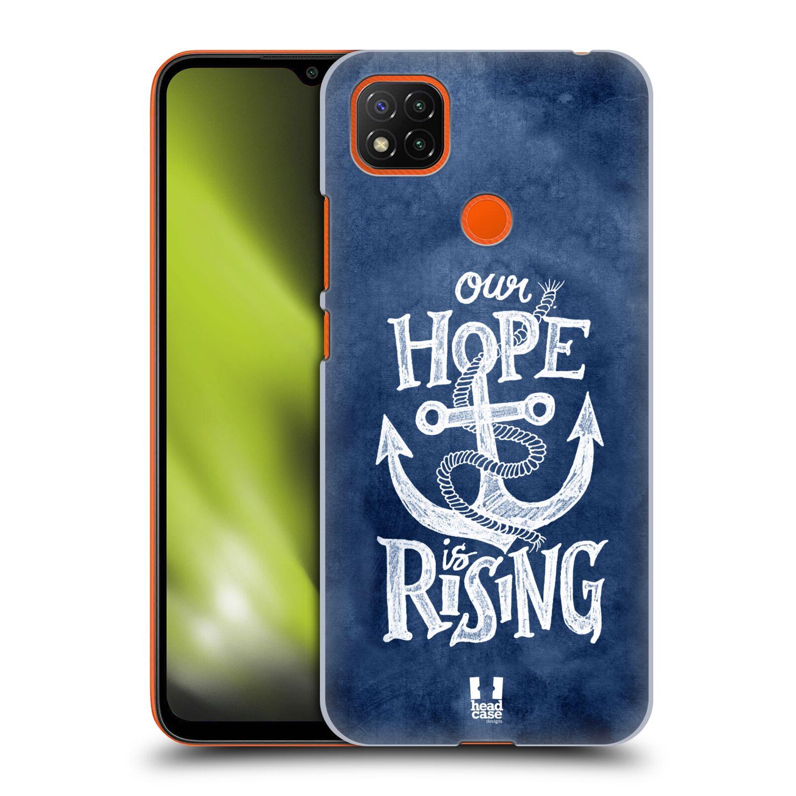 Plastové pouzdro na mobil Xiaomi Redmi 9C - Head Case - KOTVA RISING