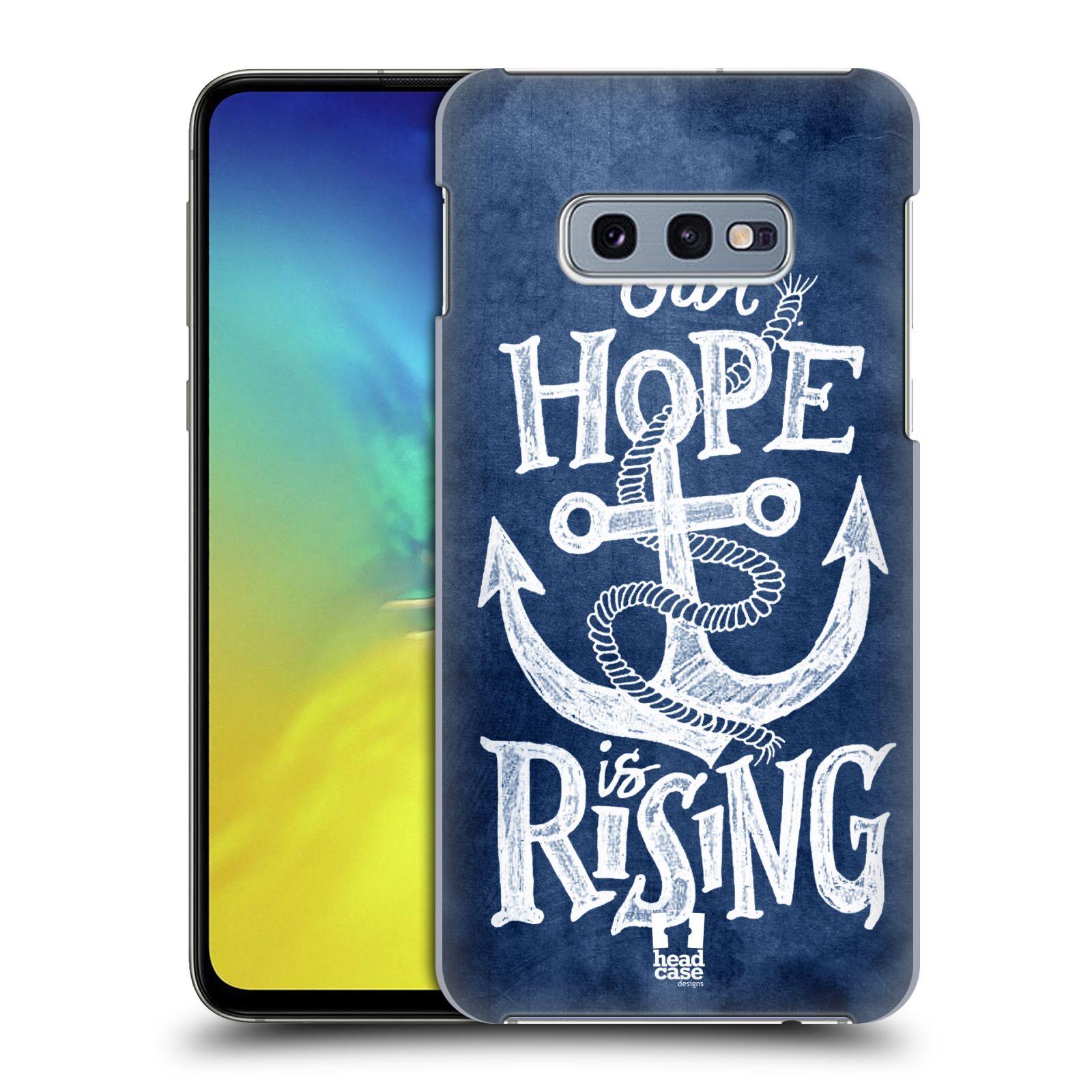 Plastové pouzdro na mobil Samsung Galaxy S10e - Head Case - KOTVA RISING