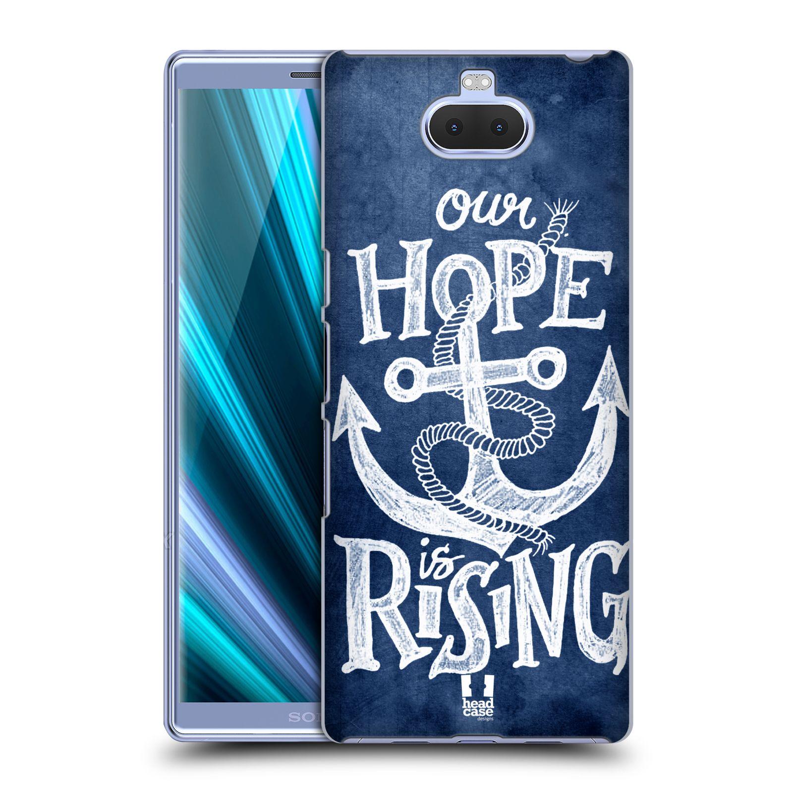 Plastové pouzdro na mobil Sony Xperia 10 Plus - Head Case - KOTVA RISING