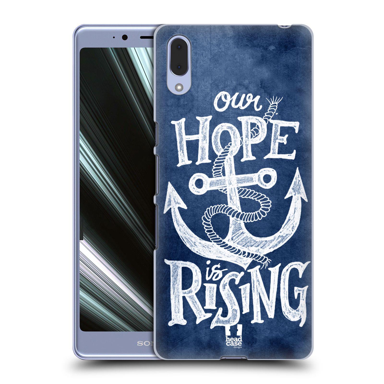 Plastové pouzdro na mobil Sony Xperia L3 - Head Case - KOTVA RISING