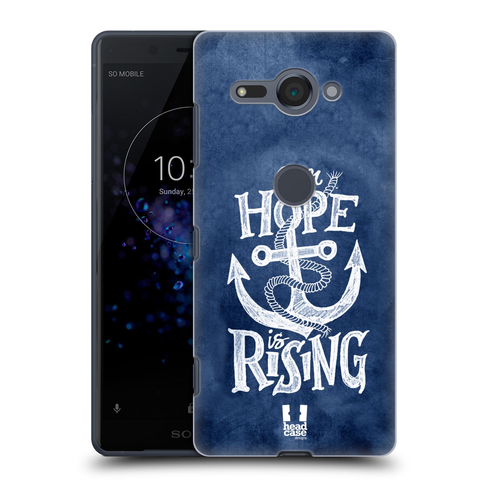 Plastové pouzdro na mobil Sony Xperia XZ2 Compact - Head Case - KOTVA RISING