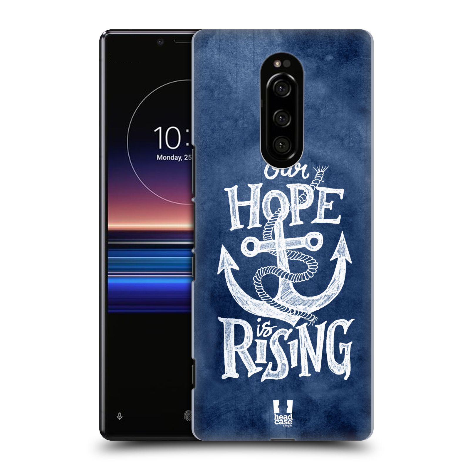 Plastové pouzdro na mobil Sony Xperia 1 - Head Case - KOTVA RISING