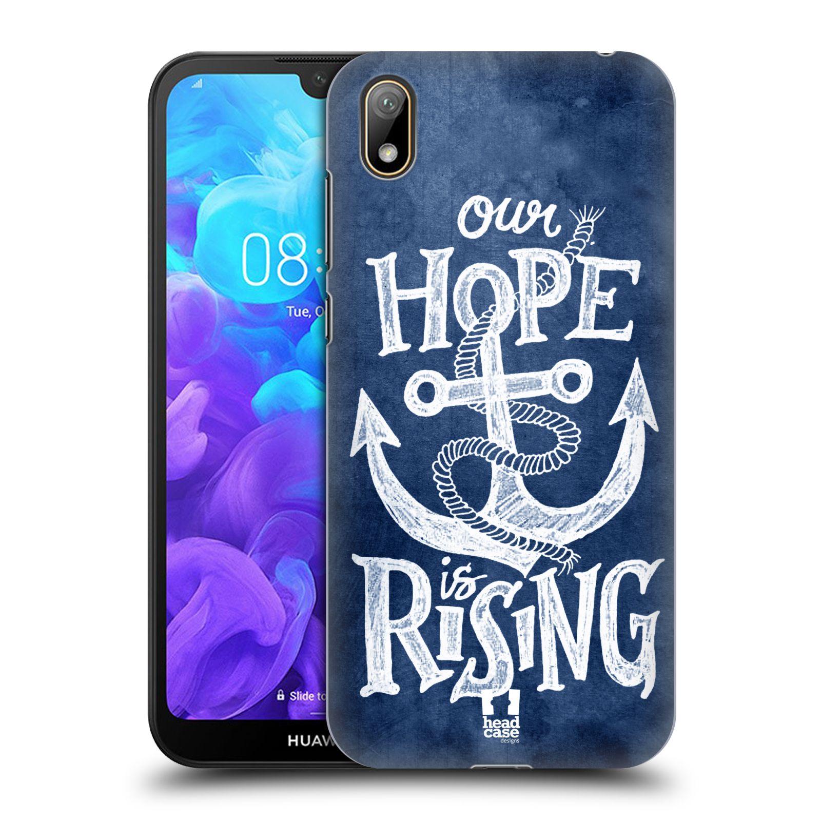 Plastové pouzdro na mobil Honor 8S - Head Case - KOTVA RISING