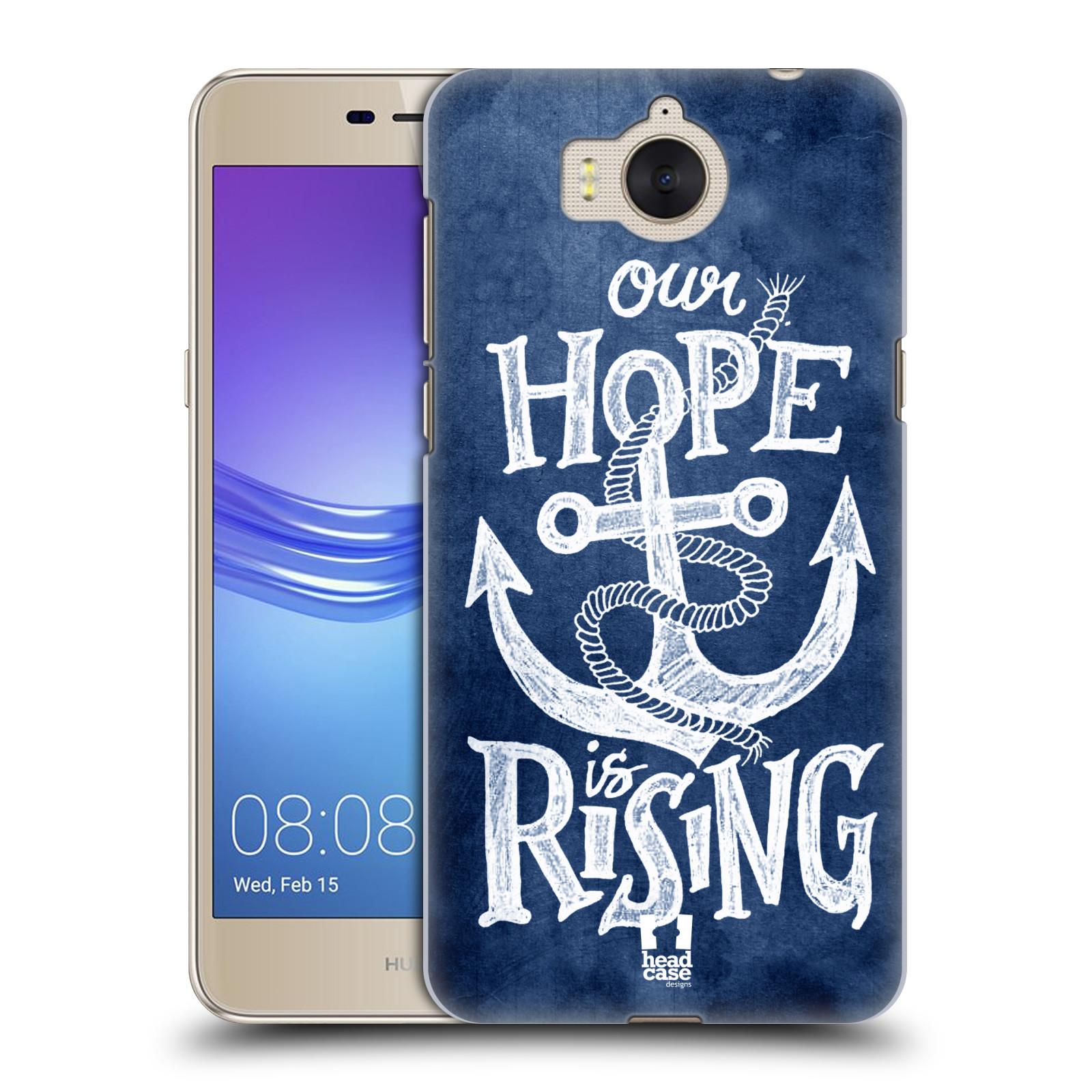Plastové pouzdro na mobil Huawei Y6 2017 - Head Case - KOTVA RISING