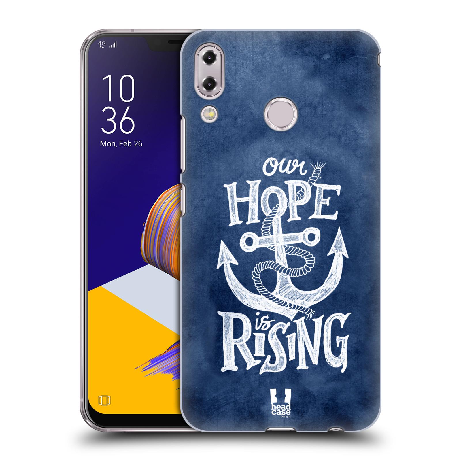 Plastové pouzdro na mobil Asus Zenfone 5z ZS620KL - Head Case - KOTVA RISING