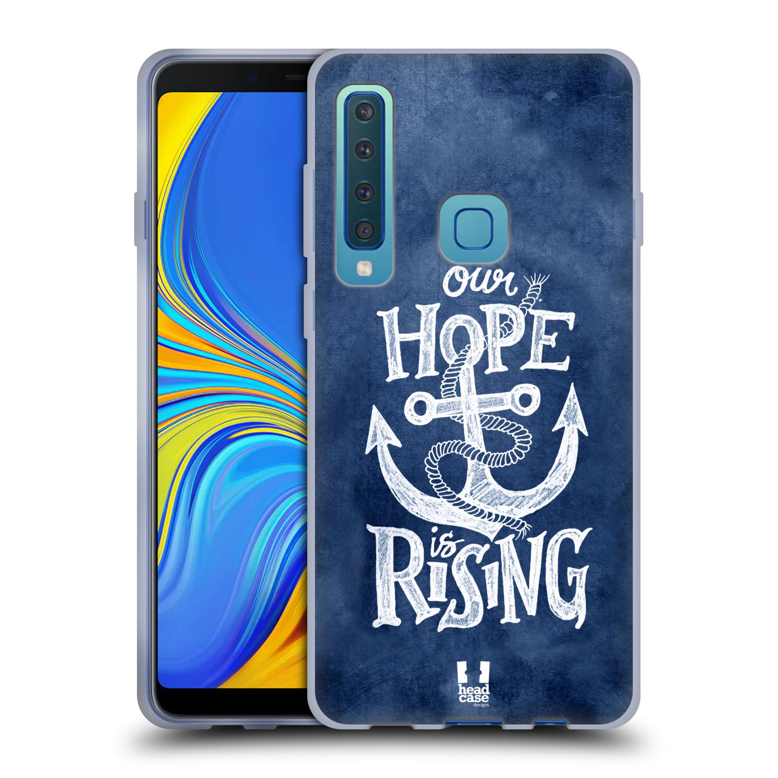 Silikonové pouzdro na mobil Samsung Galaxy A9 (2018) - Head Case - KOTVA RISING