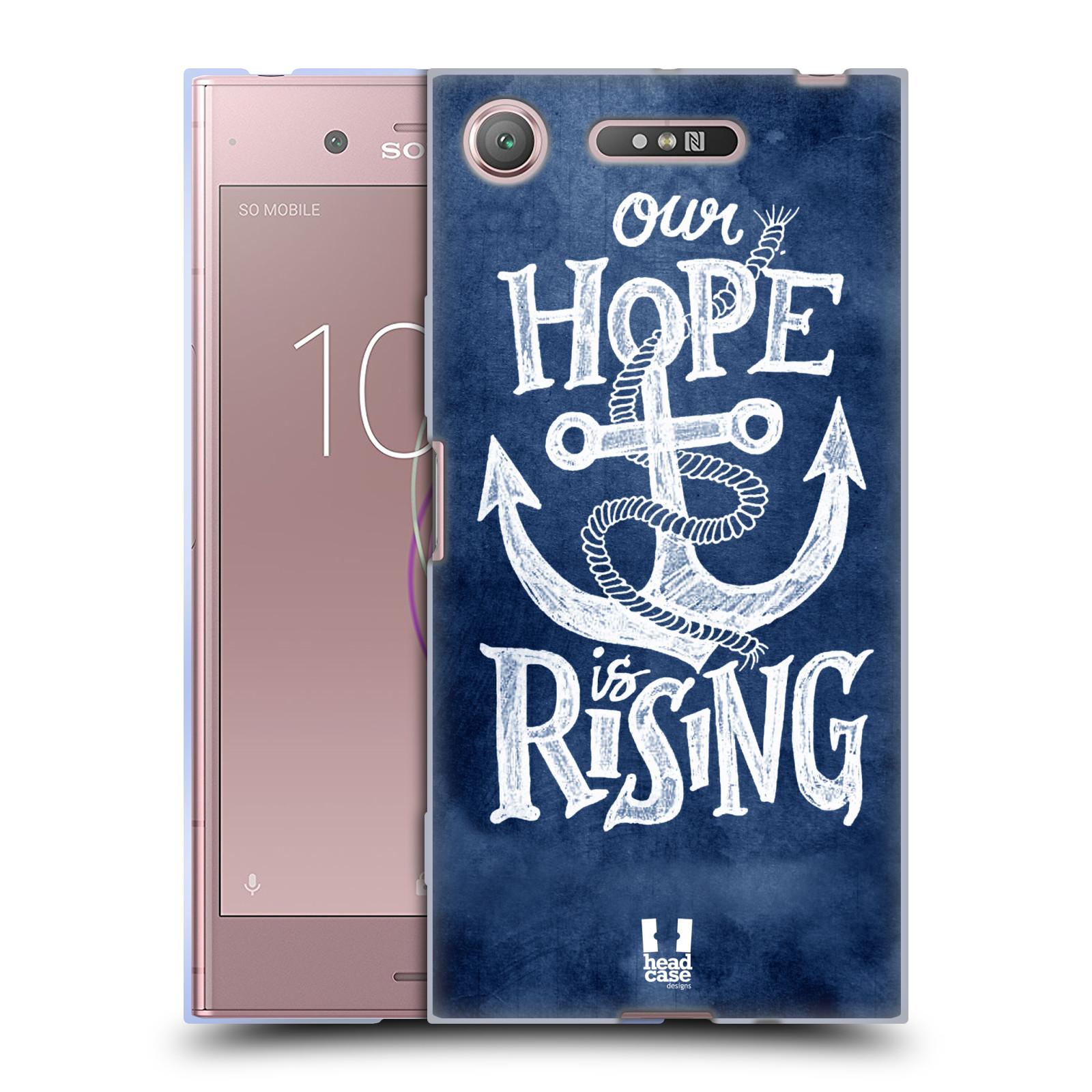 Silikonové pouzdro na mobil Sony Xperia XZ1 - Head Case - KOTVA RISING