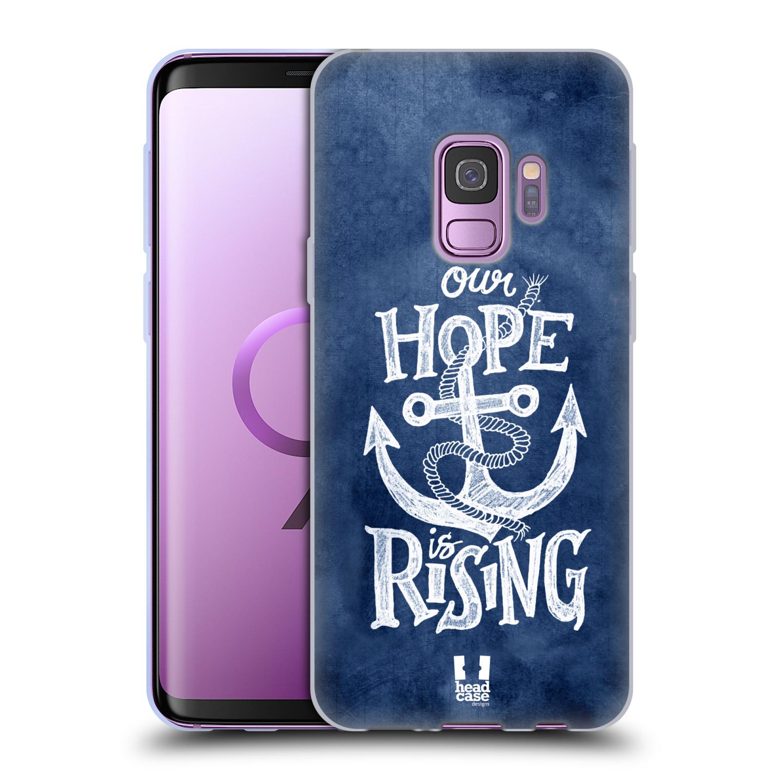 Silikonové pouzdro na mobil Samsung Galaxy S9 - Head Case - KOTVA RISING